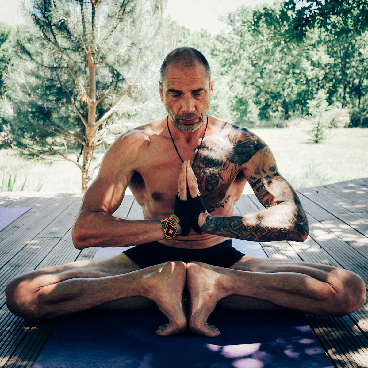 Yogasara Foundation Course with Christopher Gladwell & Sarah Harlow